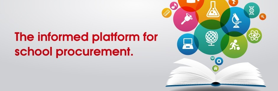 The informed platform for school procurement