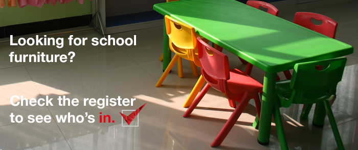 School procurement has changed