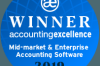 Enterprise Accounting Software of the Year 2019