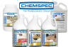 ChemSpec® carpet extraction products are industry leading, 'the professional's choice the world over'.