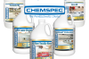 ChemSpec is proven cleaning, odour control & spotting solutions & have been the first choice of cleaning industry professionals for decades.