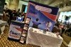 We recently attended the LASBM and this was our stand.