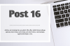 Our website features a range of post 16 resources, to keep young adults well-informed.