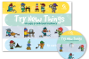 Try New Things: 40 ways to build pupil resilience
