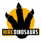 Hire Dinosaurs